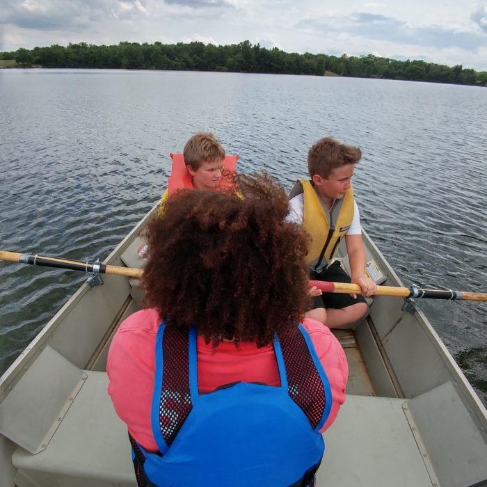 Memorial Lake