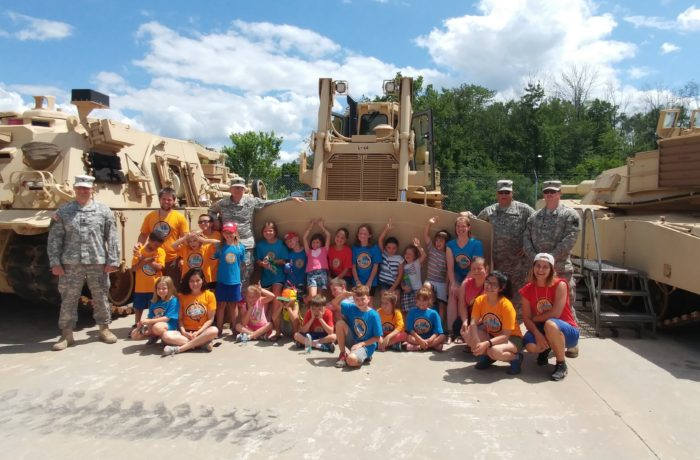 Fort Indiantown Gap (Group Picture)