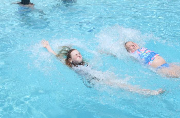 Backstroke