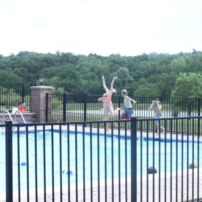 Jumping and Splashing!
